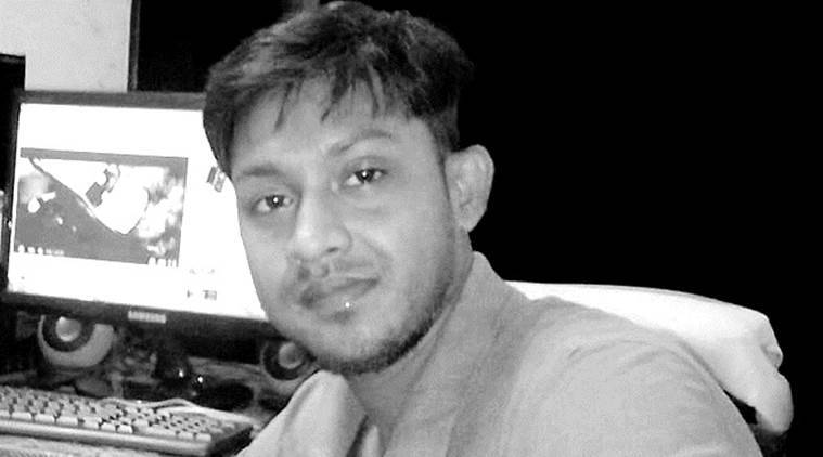 tripura journalist shantanu bhowmik taped violence cpm says he was