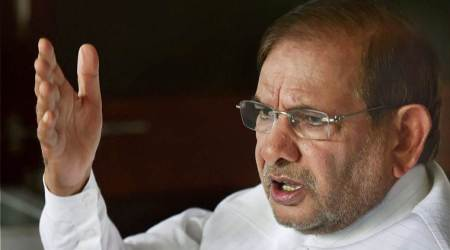 Venkaiah Naidu may disqualify Sharad Yadav from Rajya Sabha soon