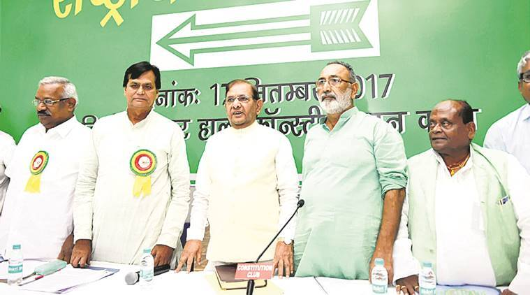JD(U) faction to ally with Congress for Gujarat poll
