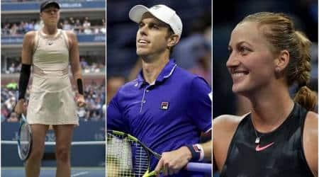 US Open, US Open round of 16, Maria Sharapova, Petra Kvitova, Sam Querrey