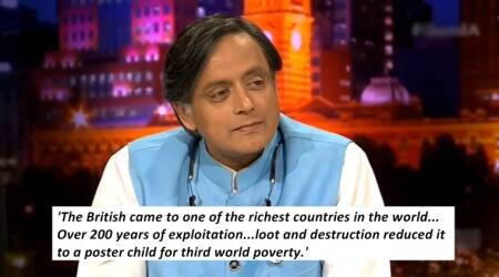 VIDEO: Shashi Tharoor's reply on the British contribution to India is a MUST WATCH
