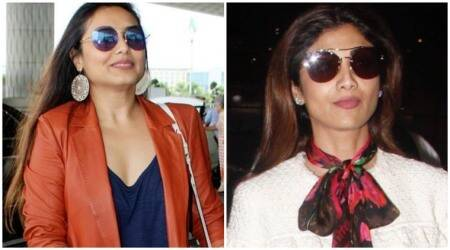 Rani Mukerji or Shilpa Shetty: Whose airport style do you like the most?
