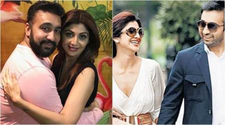 Shilpa Shetty's message for her soulmate Raj Kundra on his birthday is full of love. See photos