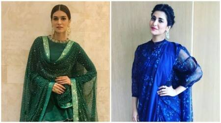 Bollywood beauties shine bright in designer lehengas and saris this festive season