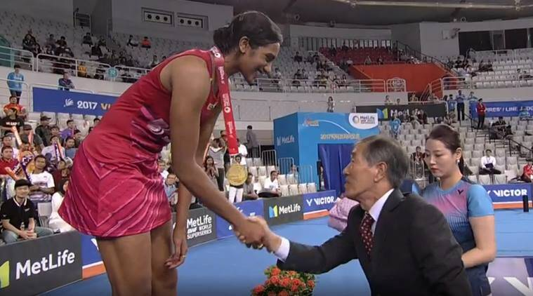 Korea Open | PV Sindhu enters semis as Sameer Verma crashes out