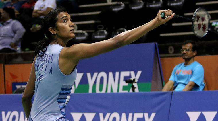 PV Sindhu Enters Korean Open Final