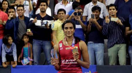 Very happy that my name has been recommended for Padma Bhushan, says PV Sindhu