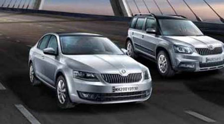 Skoda Expects Over Per Cent Sales Jump To Bring Suv Kodiaq