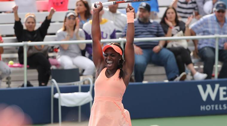 Sloane Stephens, Sloane Stephens news, US Open schedule, US Open 2017, sports news, tennis, Indian Express
