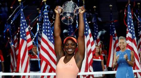 Sloane Stephens, Sloane Stephens US Open champion, Sloane Stephens vs Madison keys final, Sloane Stephens photos