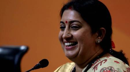 Confession of a failed dynast, says Smriti Irani