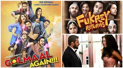 Golmaal Again to Judwaa 2, here is a list of upcoming sequels