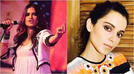Sona Mohapatra on Kangana Ranaut being called 'bold': I'm not carried away by someone's sad trail of failedrelationships