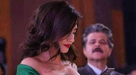 Photo| Anil Kapoor is like a typical father but Sonam Kapoor's rumoured beau Anand Ahuja is ok with it