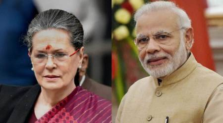 Sonia Gandhi turns 71: PM Modi wishes Congress president on her birthday