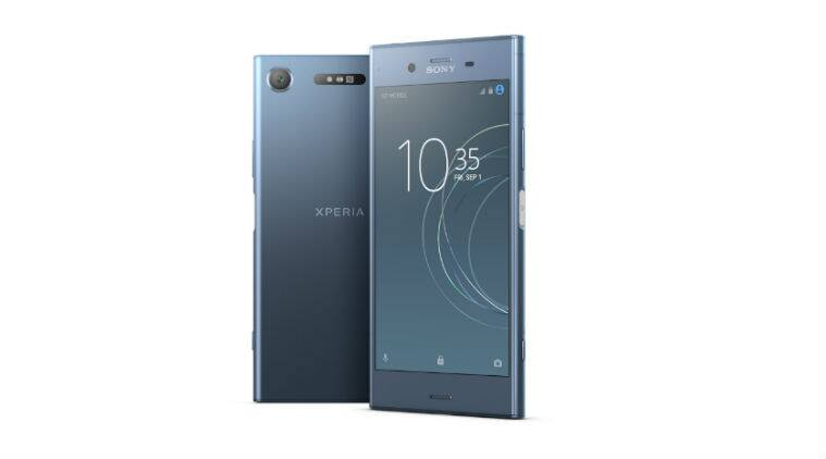 Sony Xperia XZ1 with 3D scanner, Oreo hits India
