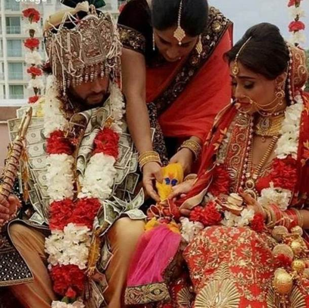 Soumya Seth, tv wedding, tv celebs wedding, tv celebs wedding photos,