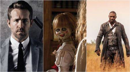 annabelle creation box office, the hitmans bodyguard box office, the dark tower box office