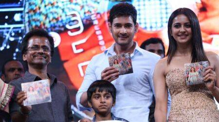 Spyder audio release: Mahesh Babu is 'excited and tensed' about his Tamil debut