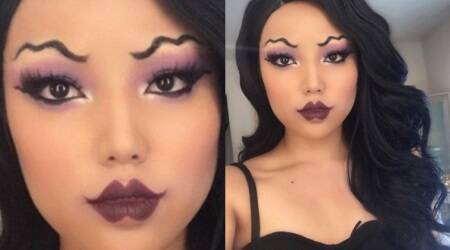 Squiggle brows: This latest eyebrow craze on Instagram is outrightinsane