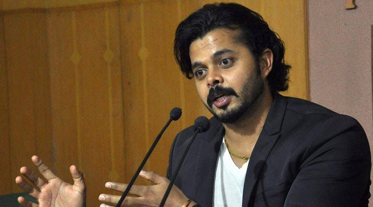 S Sreesanth, BCCI, Sreesanth ban, Sreesanth spot fixing, Sreesanth ban lifted, Kerala High Court, sports news, cricket, Indian Express