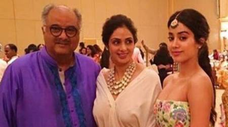 Boney Kapoor: Jhanvi will be loved by all like her mother Sridevi