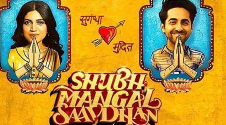 Shubh Mangal Saavdhan, Ayusmann Khurrana, Bhumi Pednekar, R.S. Prasanna
