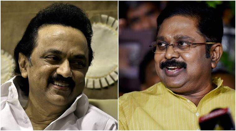 MK Stalin, TTV Dhinakaran, Madras high court