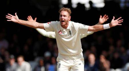 England's Stuart Broad ruled out of cricket till Australia series after injury scare
