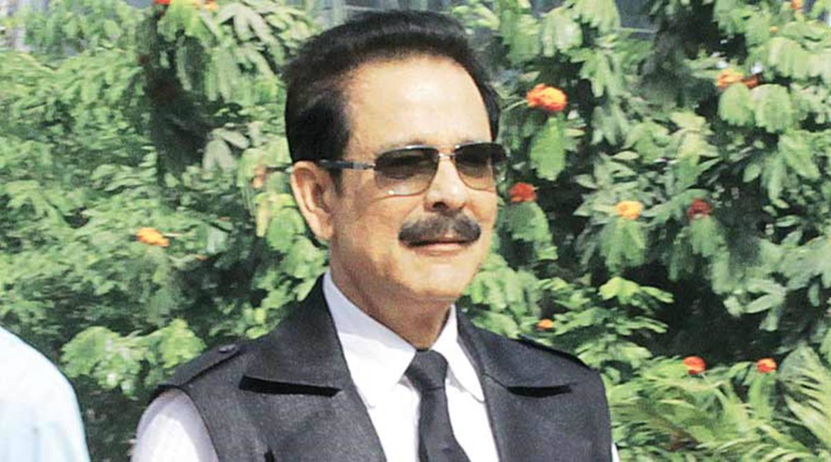 Sahara, Sahara group, supreme court, Subrata Roy, SEBI Fund, indian express, business