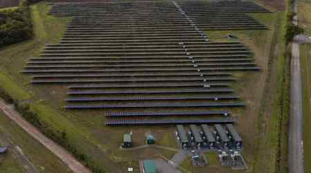 Britain opens first subsidy-free solar powerfarm
