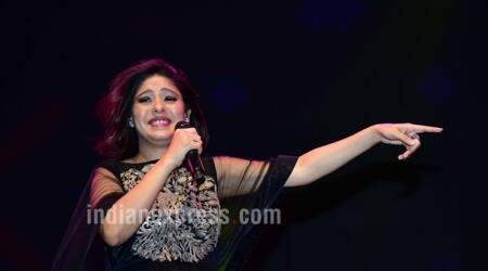 Sunidhi Chauhan: Live gigs and recordings both have their own uniquecharm