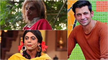 Before Billa Sharabi, here are other Sunil Grover characters that made us ROFL