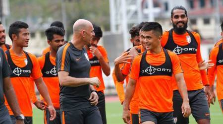 Reports of problem with Stephen Constantine not true: Sunil Chhetri