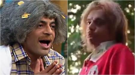 Video: Sunil Grover as Billa Sharabi is all set to tickle your funny bone again