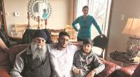 From Canada, an NRI kid returns with a dream: To play FIFA U-17 Football World Cup in Indiajersey