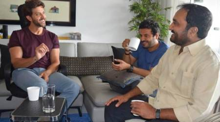 Confirmed!Hrithik Roshan is playing mathematician Anand Kumar in Vikas Bahl's Super30