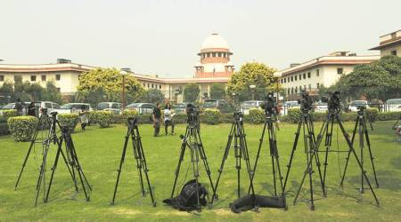 Supreme Court, Unitech promoter, Sanjay Chandra, Unitech promoter granted bail, India news, Indian Express