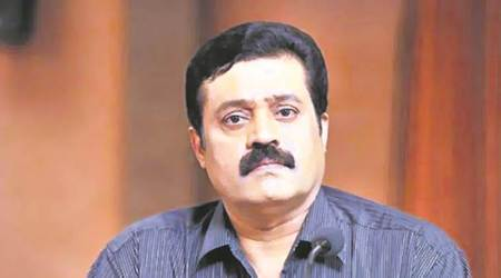 Want to be reborn as Brahmin: Suresh Gopi