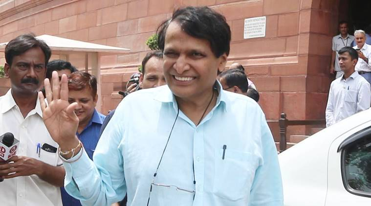 Global Trade facing serious headwinds; need to tackle challenges properly : Suresh Prabhu