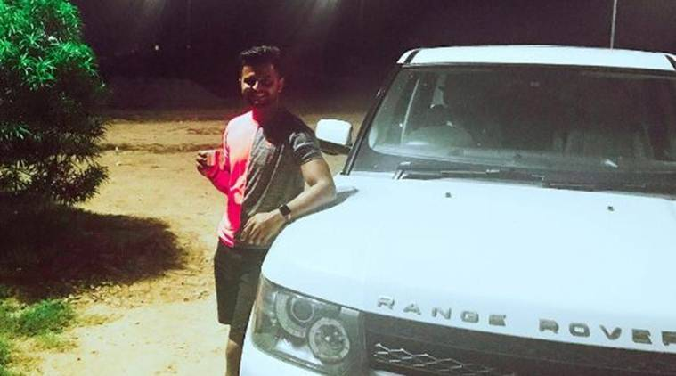 Suresh Raina escapes major accident after his car's tyre bursts mid-journey