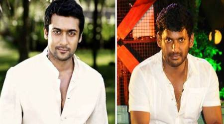Vishal's next Irumbu Thirai to clash with Suriya's Thaana Serndha Kootam!
