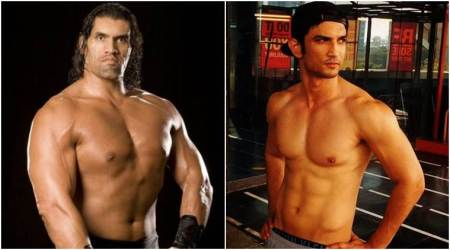Sushant Singh Rajput to play The Great Khali?