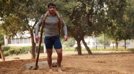 Seven years back, Sushil Kumar brought India laurels by becoming World Wrestling Champion