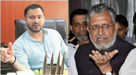 Govt will take action against Tejashwi Yadav's mall: Sushil Modi