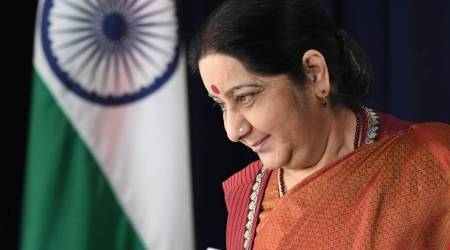 Sushma Swaraj UNGA address live updates: Look within, EAM tells Pakistan