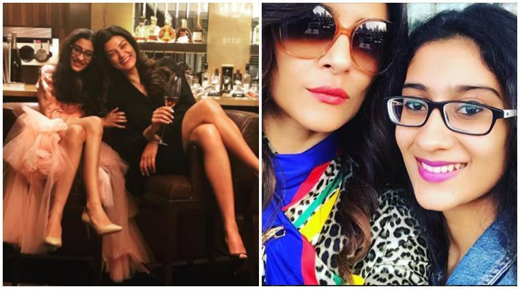 Sushmita Sen shares inside pictures of daughter Renee's 18th birthday bash