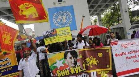 UN body alarmed by attack on Rohingya refugees in SriLanka