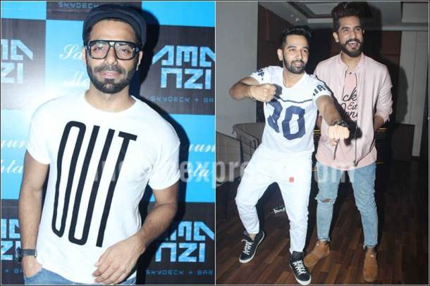 aparshakti khurrana, suyyash rai, suyyash rai images, sargun mehta birthday photos