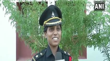 Slain Colonel Santosh Mahadik's wife joins Army as an officer
